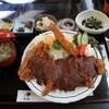 法楽屋 - 料理写真:加古川名物 かつめし