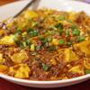 川郷閣 - 料理写真:麻婆豆腐