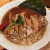 双麺 - 料理写真:しょう油にメンマ