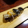 ゆず屋 - 料理写真:銀とろ鯖の激旨感動の串焼