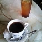 49896051 - コーヒーとジャスミン茶 2016.4