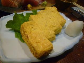炉端のユーカラ - 卵焼き