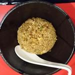 おどるタンタン麺 - 炒飯 600円
