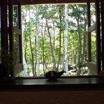 ヒマラヤの詩 - 店内~外の景観