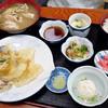 魚屋の寿司 東信 - 料理写真:タコとキス天ぷら定食