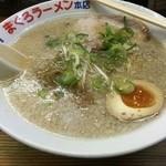 元祖まぐろラーメン - 醤油ラーメン800円