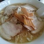西安刀削麺 - 味噌ねぎチャーシュー刀削麺(790円)
