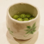 49907234 - うすい豆の翡翠煮