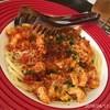 TGIフライデーズ - 料理写真:チキン&シュリンプのディアブロ