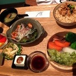 玄三庵  - 栄養士の晩御飯 1730円
