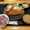 かつ徳 - 料理写真:まんぷくランチ(1080円+税)