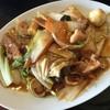 ばんらい亭 - 料理写真:八宝菜