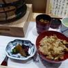 うえの - 料理写真:釜炊きあなごめし御膳