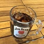 フラット - アイスコーヒー