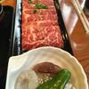焼肉レストランひがしやま - 料理写真:上カルビ定食