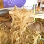 うれっ子 - 塩バターラーメン麺リフト