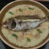皆生菊乃家 - 料理写真:鯛飯土鍋仕立て