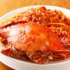 ギィオットーネ - 料理写真:【★25年以上人気NO.1★】 渡り蟹パスタ:迫力パスタに舌鼓