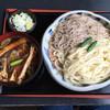 吉野屋 - 料理写真:ネギ南蛮の合盛り ¥720