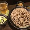 がじゅまる - 料理写真:山形次年子手打ちそば 大盛り@1,000円