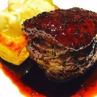 牛フィレ肉とフォワグラのロッシーニ