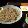 そば桂 - 料理写真:もりそば 550円(消費税8%込)