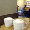 スターバックス・コーヒー - ドリンク写真:カフェ・ラテになりました