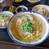 古謝そば屋 - 料理写真: