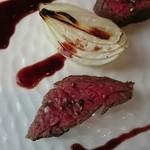 リストランテ・ヒロ・チェントロ - 牛肉のタリアータ