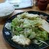 嘉手納そば - 料理写真:豆腐チャンプルー