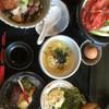 くすのき茶屋 花屋敷 - 料理写真:周年祭ランチ御膳