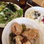 SHIBAURA GRILL - からあげランチ