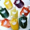bowl market juice & deli - ドリンク写真:お水もお砂糖も使わない、コールプレスジュース