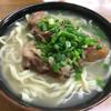 島そば - 料理写真: