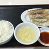 黄金の華 - 料理写真:ジャンボ餃子3個セット 450円