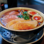Raamenajisai - 料理写真:特製醤油らぁ麺☆