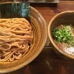 ベジポタつけ麺えん寺 - ベジポタつけ麺(普通)