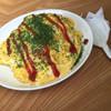 福村食堂 - 料理写真:マジックオムライス小/600円