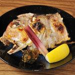 日本料理 とくを - 若狭ぐじの塩焼き