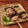 鳥栄 - 料理写真:ねぎま(塩)