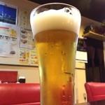 ベスト キッチン - 生ビール
