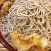 歌舞伎そば - 料理写真:もりかき揚げ