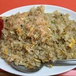 上海軒 - 料理写真:パラパラの焼き飯でした。