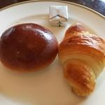 サンマルク - クロワッサン、ホテルパン