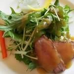 サンマルク - 合鴨のサラダ