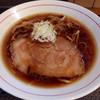 麺庵 ちとせ - 料理写真:らぁ麺(750円)