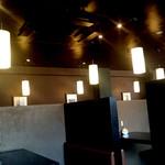 宮越屋珈琲 - 店内は昭和の雰囲気満載