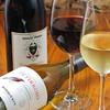 焼き鳥ワイン酒場 TORI-BUDOU - ドリンク写真:季節で変わるグラスワイン。