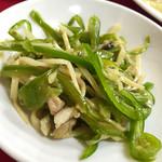 香蘭園 - 青椒肉絲
