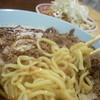 ラーメン慶次郎 - 料理写真:麺アップ